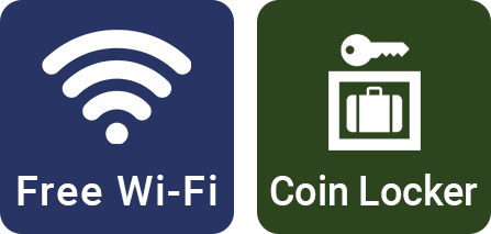 freewifi coin Locker