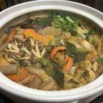 地元民がこよなく愛する郷土料理「みそ鍋」