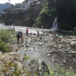 吉田川のおススメ川原の散歩道