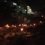 夜のおススメ散策~川原のランタン夜景~