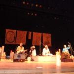 郡上八幡でアフリカ音楽祭が行われました