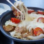 流響の里レストランの新メニュー第2弾「チーズケイちゃん」が人気です!