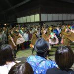 郡上踊りの「変装踊りコンクール」