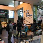 NHKさんによるサンプル体験の取材がありました!