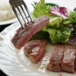 ランチでプチ贅沢~飛騨牛ステーキ~