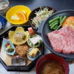 新メニュー『飛騨牛ステーキ御膳』 誕生しました!